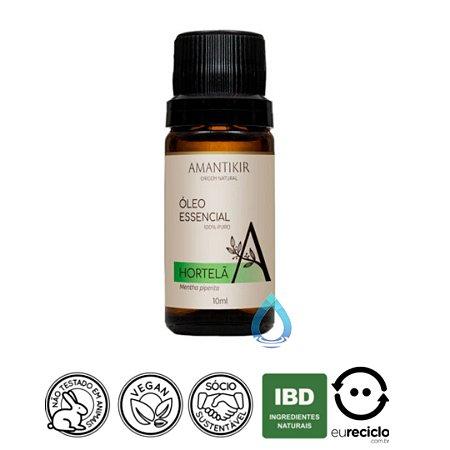 Óleo Essencial de Hortelã Pimenta - 10ml (Mentha Piperita)