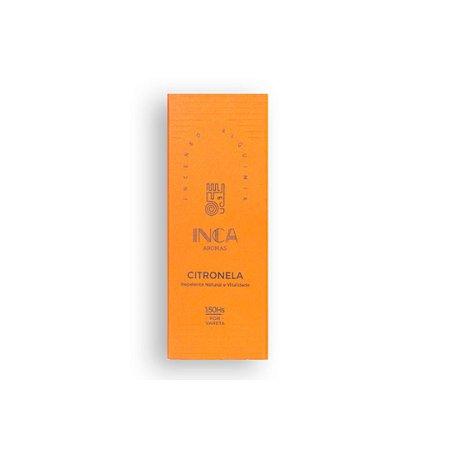 Incenso Natural Inca Citronela – 09 varetas
