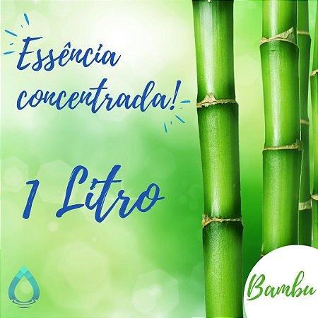 Frasco Econômico Essência Bamboo MM 1 Litro