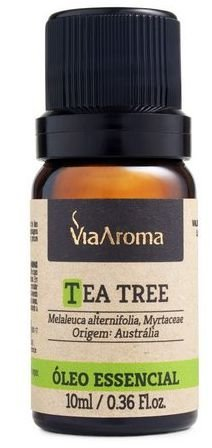 ÓLEO ESSENCIAL 10ML - TEA TREE (MELALEUCA)