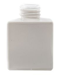 Frasco Cubo Branco 100 Ml 28/410