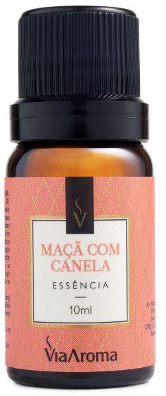 ESSÊNCIA 10ML - MAÇÃ COM CANELA