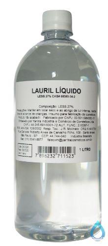 Lauril Líquido 27% FR 1L