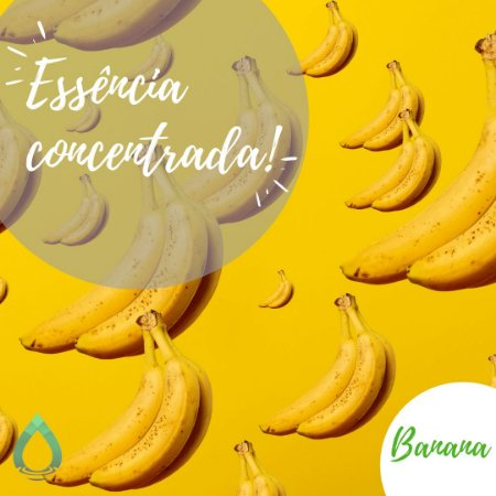 Essência Banana 100g