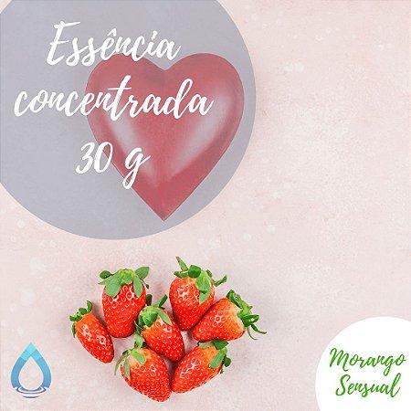 ESSÊNCIA MORANGO SENSUAL 30G