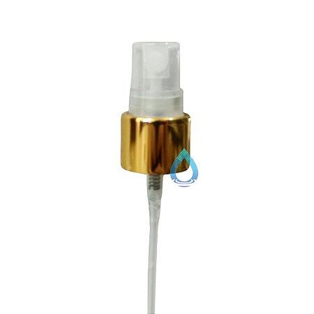 Válvula Spray Luxo  Dourada 18/410