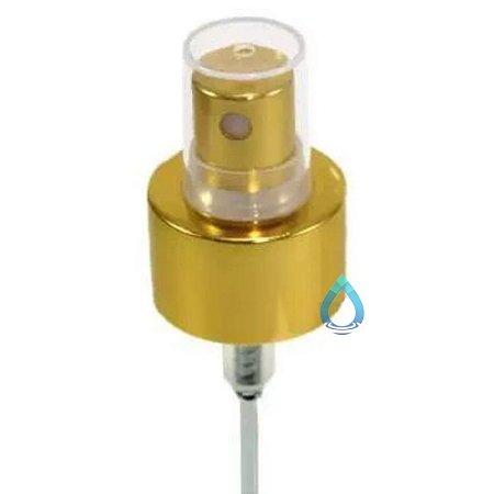 Válvula Spray Luxo Dourado 28/410