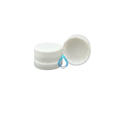 Tampa Plástico Lacre com Vedante 24/410