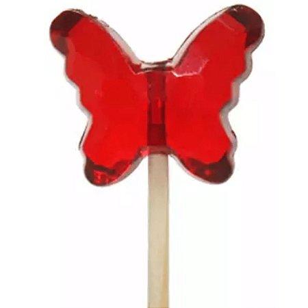 Vareta Borboleta Vermelha