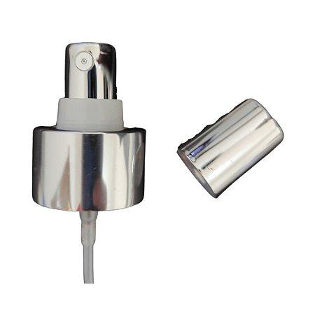 Válvula Spray Luxo Prata 28/410