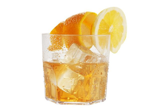 Copo Whisky Bezavel Cristal 340ML