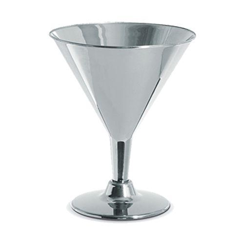 Taça Drink Silverplastic 200ML 6X1