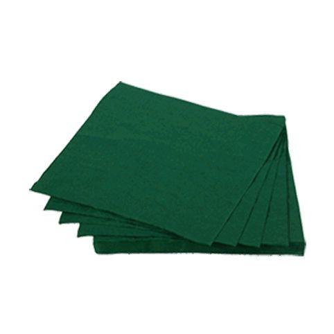 Guardanapo Festcolor Colorline Verde 25X25CM 20X1