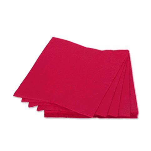 Guardanapo Festcolor Colorline Vermelho 25X25CM 20X1