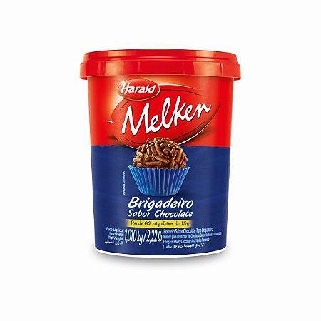 BRIGADEIRO SABOR CHOCOLOTE MELKEN HARALD 1,01KG