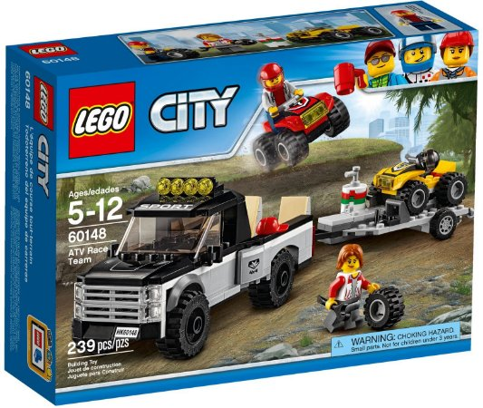 LEGO City 60148 ATV Race Team
