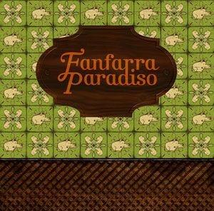 Fanfarra Paradiso - EP (cd)