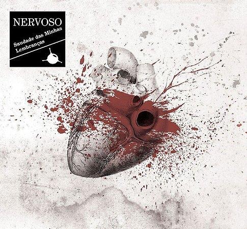 Nervoso - Saudades das minhas lembranças (cd)