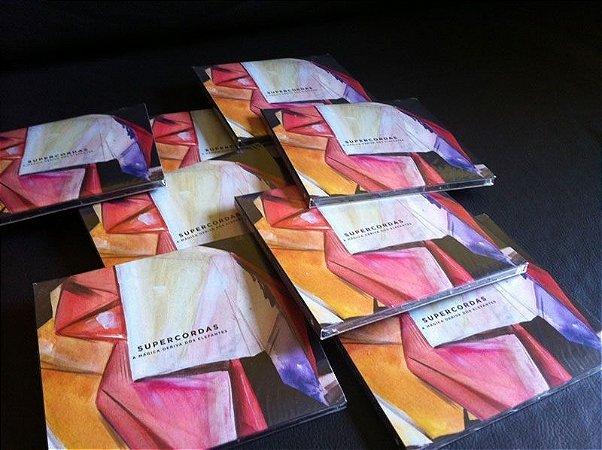 Supercordas - A mágica deriva dos elefantes (cd)
