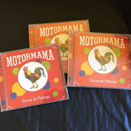 Motormama - Carne de Pescoço (CD)