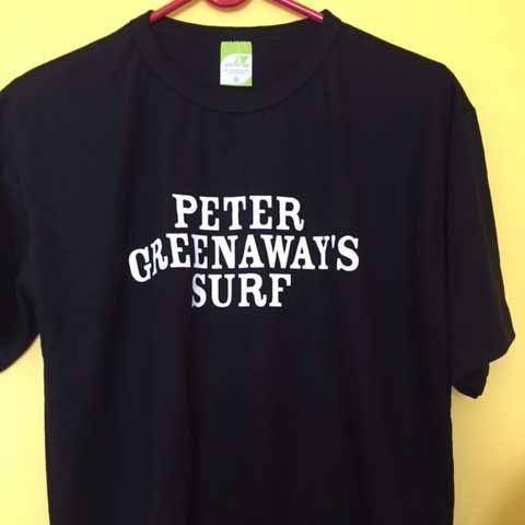 Camisa Pelvs - Peter Greenaway's Surf