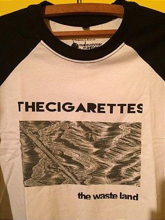 camisa Cigarettes - The Waste Land