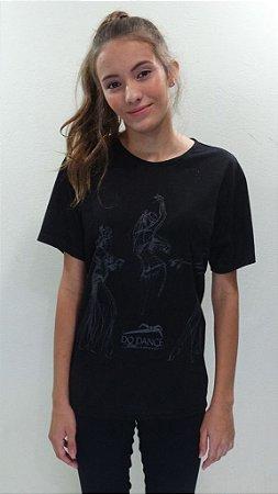 Camisa Básica Preta - 022- VARIAÇÕES C/ SNUGS