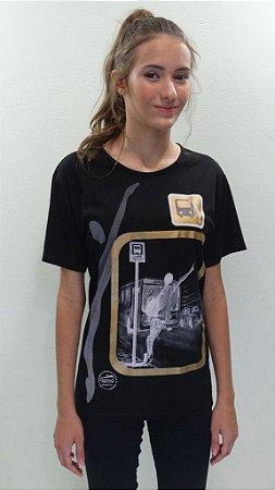 Camisa Básica Preta - 084 – DT BUS STOP 2