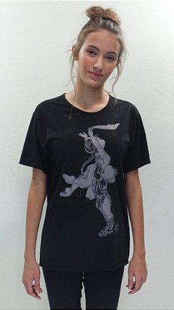 Camisa Básica Preta - 401– N&H IVAN E ANASTASYIA