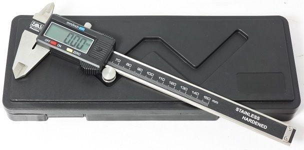 Paquímetro Digital - ZASS