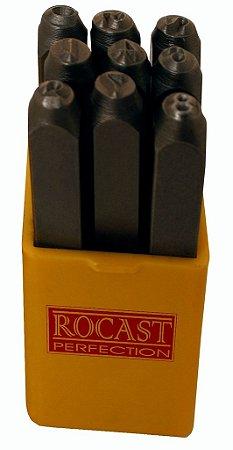 Punção Numérico - Rocast