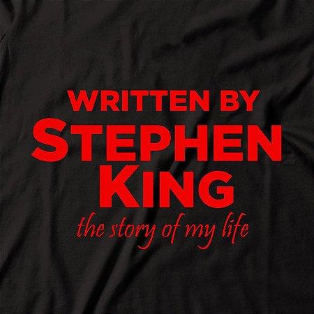Camiseta Written by Stephen King