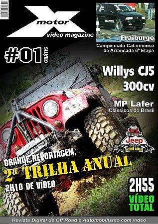 Xmotor #01 - Revista Digital Grátis