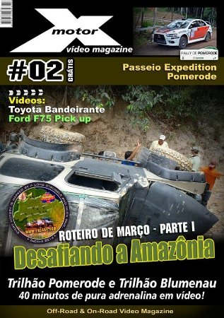 Xmotor #02 - Revista Digital Grátis