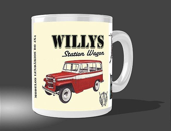 Caneca Willys 03