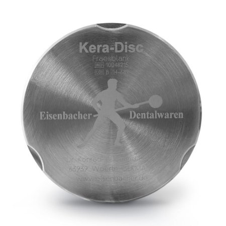 Kera Disc CoCr ZZ 95mm