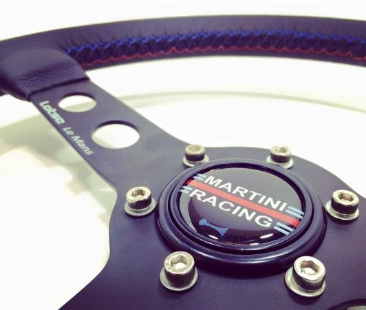 Volante Lotse Le Mans Martini Racing