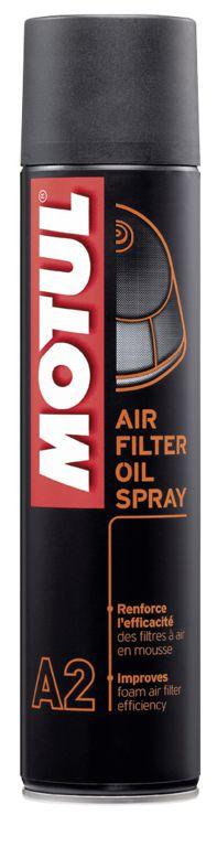 Lubrificante para Filtro de Ar Motul A2 - 400 ml