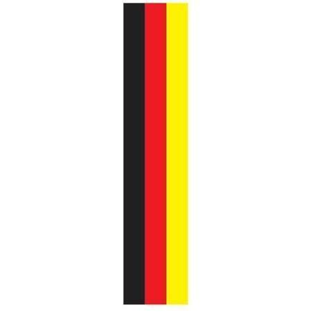 "Adesivo Colorido para Grade ""Alemanha"" 20cm"