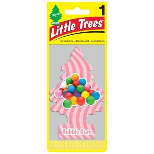 Aromatizante Importado Little Trees Original - Bubble Gum