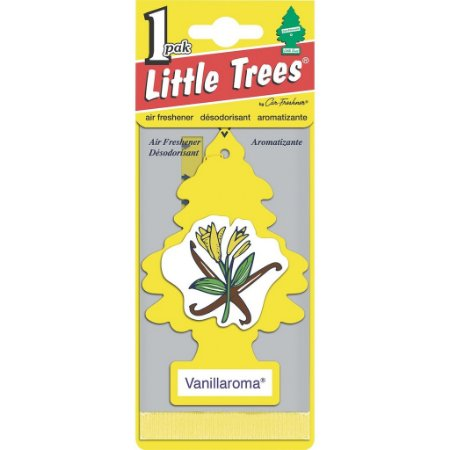 Aromatizante Importado Little Trees Original - Vanillaroma