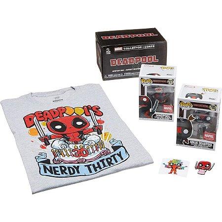 Funko Box Collectors Corps Marvel Deadpool 30th - XL