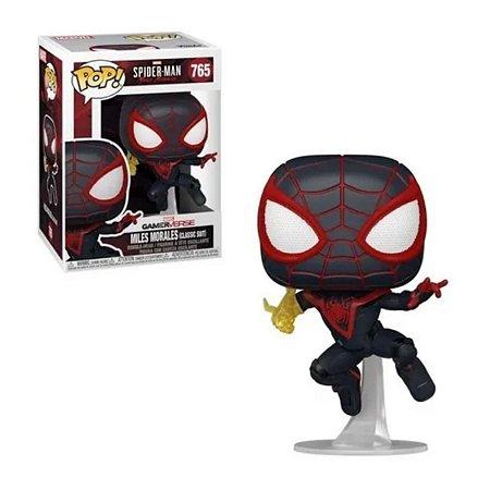 Funko Pop Marvel Spider-Man 765 Miles Morales Classic Suit