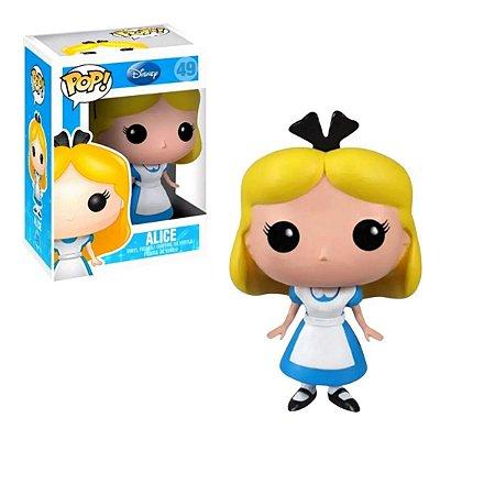 Funko Pop Disney Alice In Wonderland 49 Alice