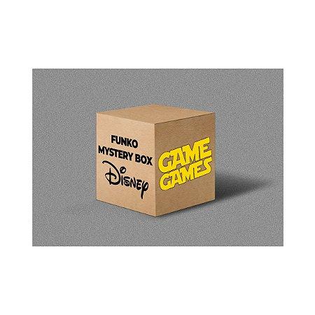 Funko Mystery Box GameGames - Disney (Caixa com 6 Funkos Pop)