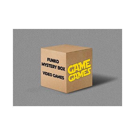Funko Mystery Box - Video Games (Caixa com 6 Funkos Pop)