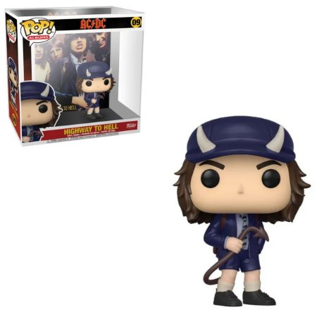 Funko Pop Albums 09 AC/DC Highway To Hell