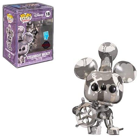 Funko Pop Disney Artist 18 Mickey Steamboat