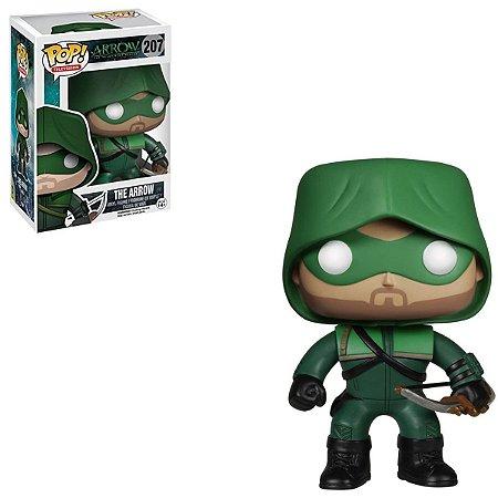Funko Pop DC The Arrow 207 Arqueiro Verde