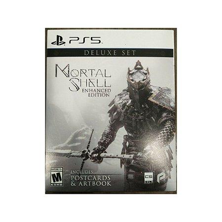 Mortal Shell Enhanced Edition Deluxe Set - PS5